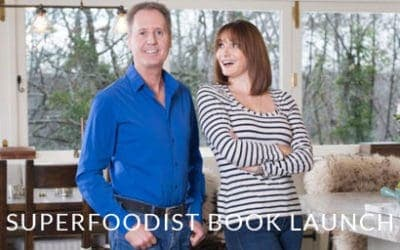 Superfoodist Book Launch