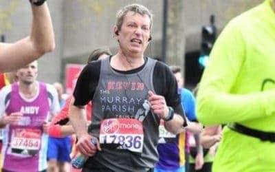 Congratulations Kevin! – The London Marathon 2016