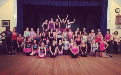 Simply Fitness Zumbathon raises over £2,000!