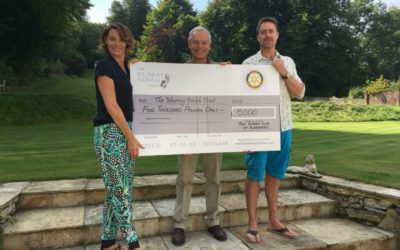 Rotary Club of Alresford Donate £5,000!