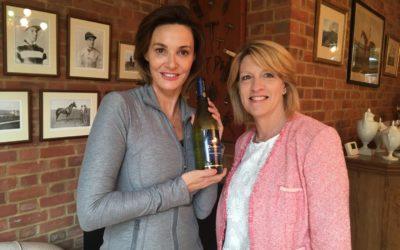 Danebury Vineyards in festive charity partnership.