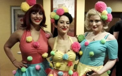 Thank You Puppini Sisters!!