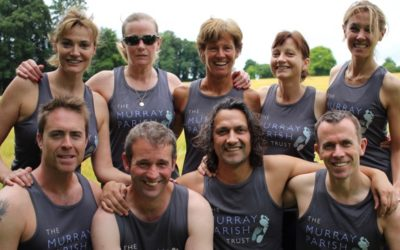 Darius & Friends take on Bournemouth Marathons.