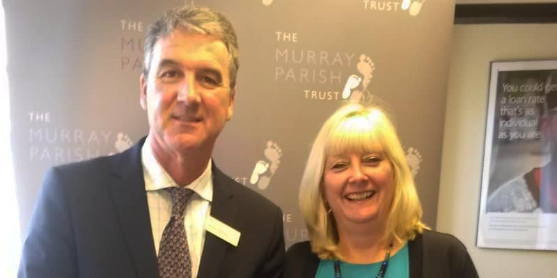 Barclays support the Trust