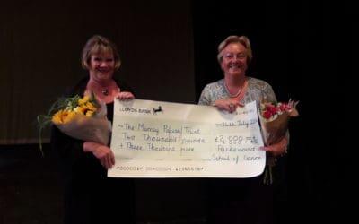 Parkewood School of Dance 'step' through the wardrobe for The Murray Parish Trust!