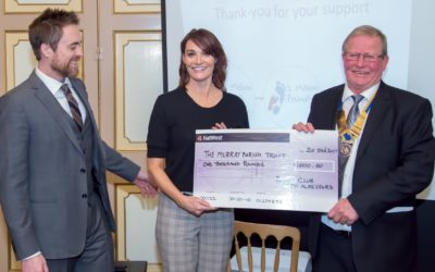 Hampshire Businesses 'step' up for #MatchMyMoney appeal.