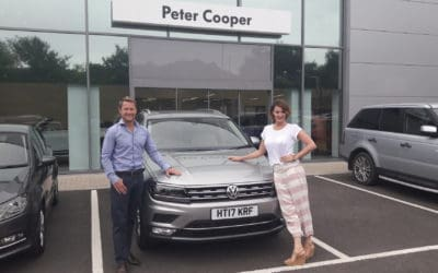 Peter Cooper Motor Group on board for 'A Christmas Celebration'