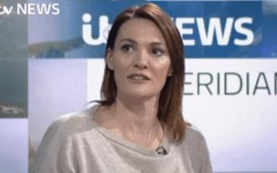 Watch Sarah Parish and James Murray's Interview on Meridian Tonight.