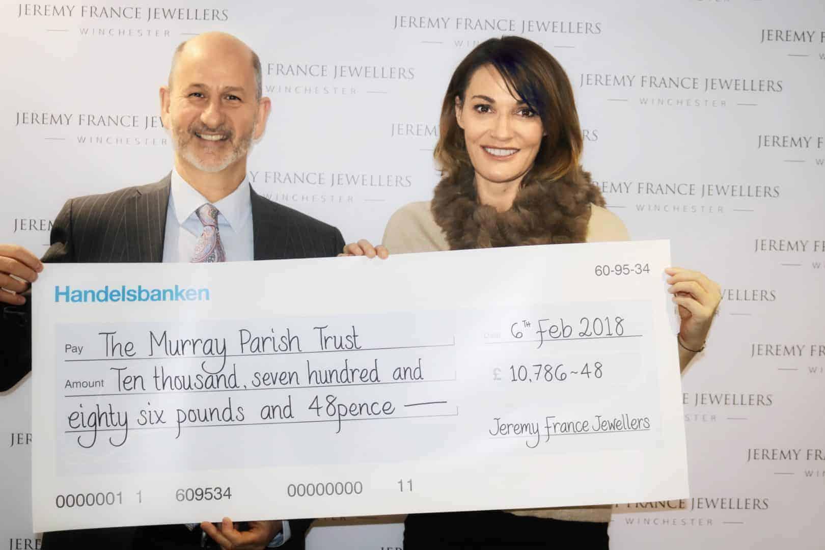 Murray Parish Trust partnerships