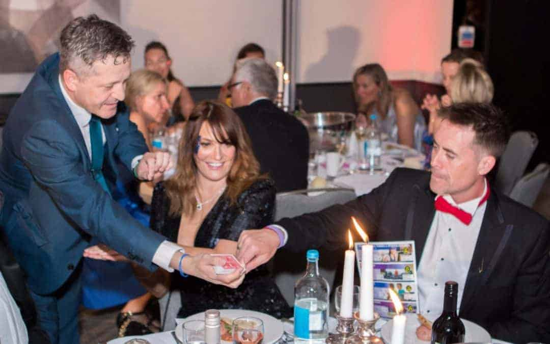 The Make A Difference Ball raises £45,000 for #2MillionSteps!