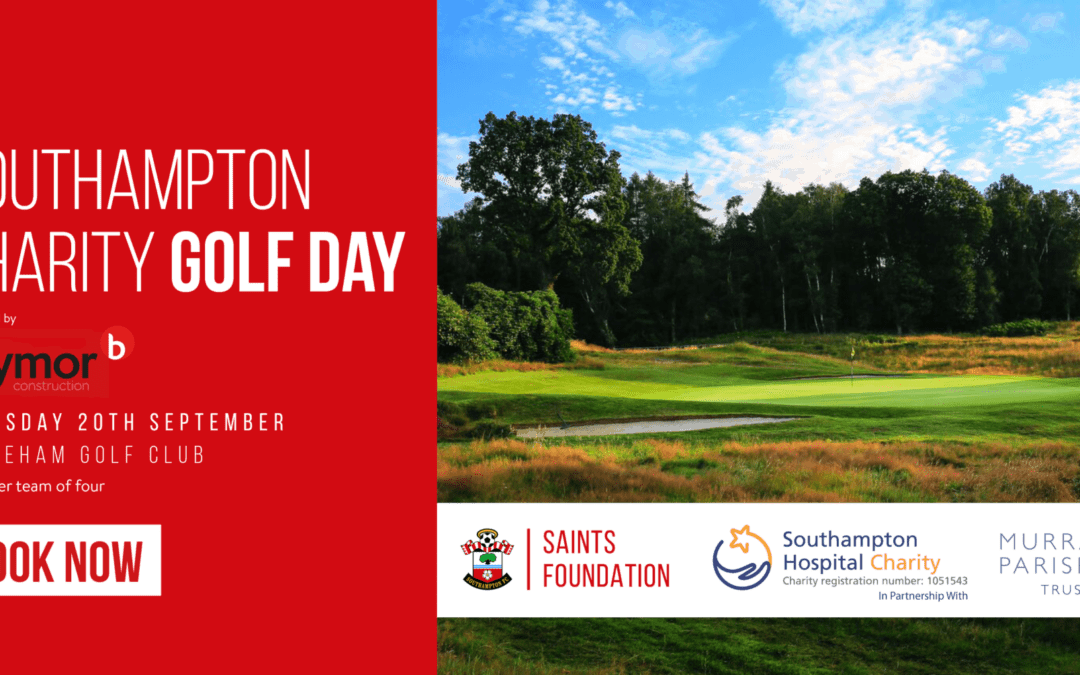 Saints Foundation Charity Golf Day – Stoneham Golf Club