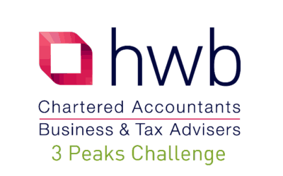HWB Accountants take on 3 Peaks Challenge!