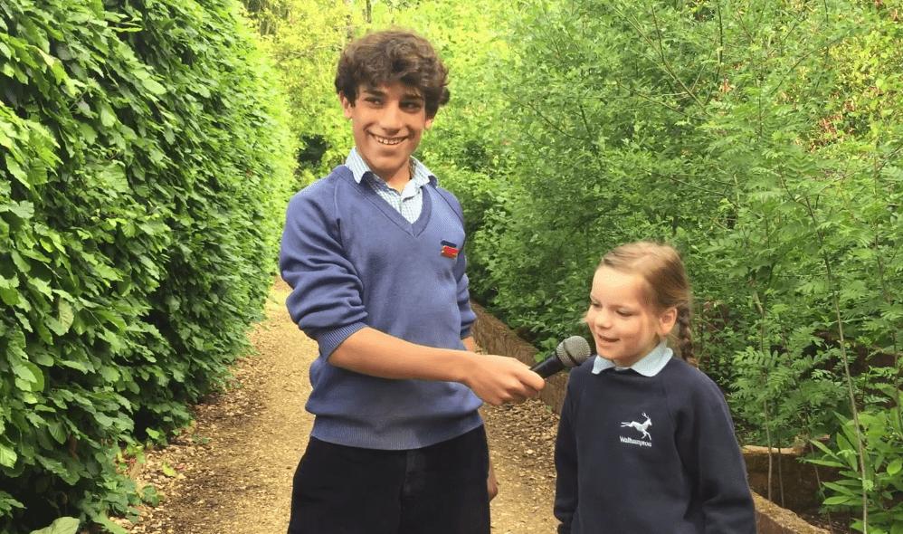 Walhampton School raising money for The Murray Parish Trust.
