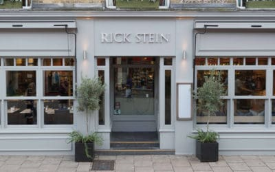 Christmas Coffee Morning at Rick Stein Winchester