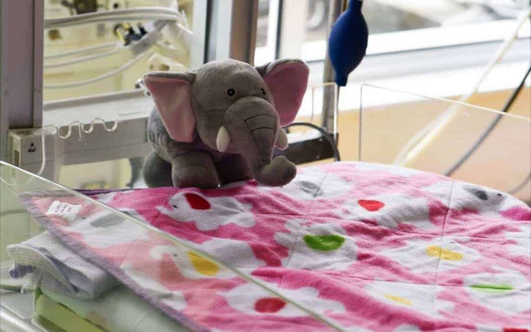 Fundraising for Friends of PICU – Child's Intensive Care Bed