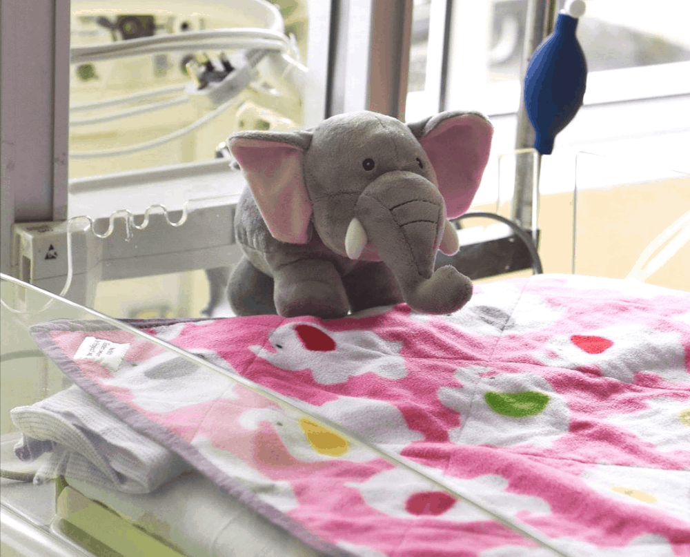 Friends of PICU - Children's Intensive Care Bed