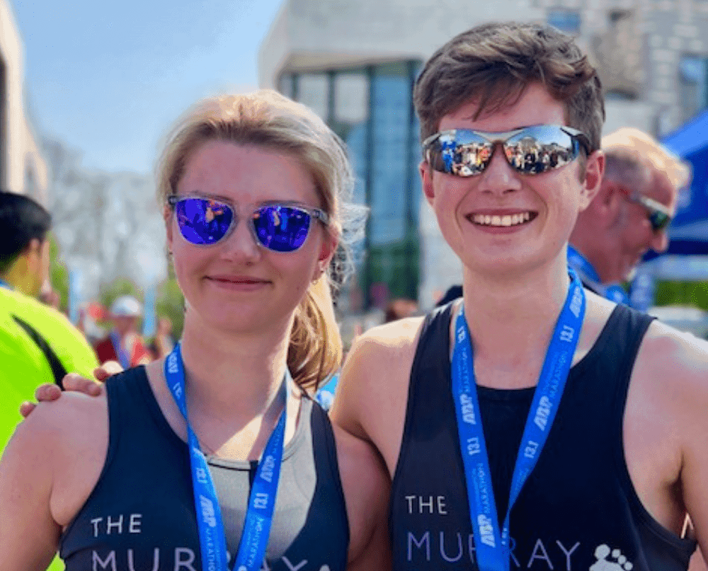 Sign up for Southampton Marathon for TMPT