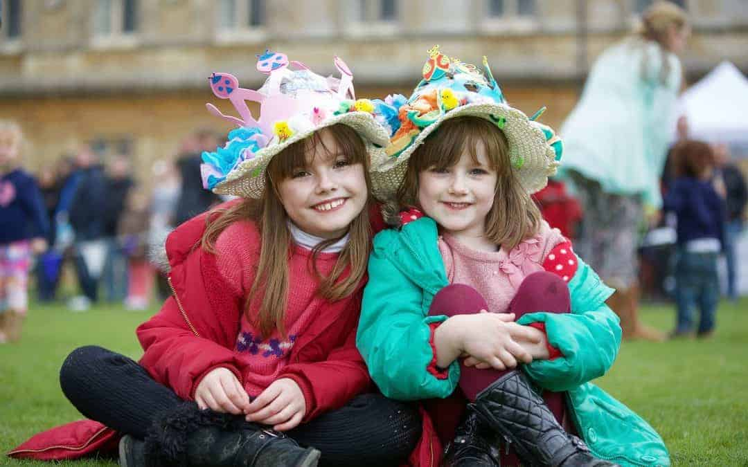 Easter Egg Hunt at Highclere Castle