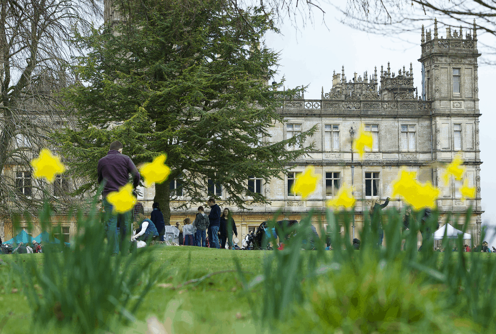 Easter Egg Trail at Highclere Castle