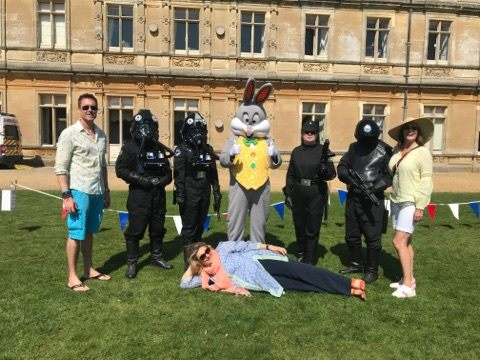 Easter Trail raises over £6,500 at Highclere Castle