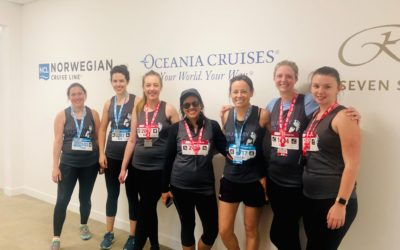 Southampton runners raise over £3,800 for The Murray Parish Trust