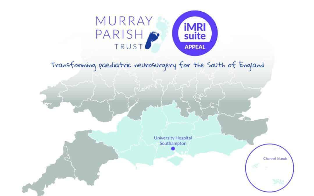 iMRI Suite Appeal – updated fundraising target.