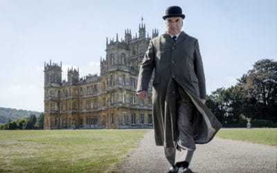 Exclusive Screening of Downton Abbey at Highclere Castle