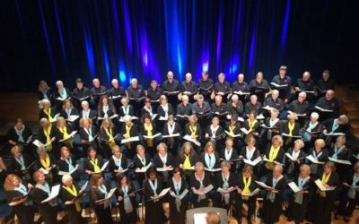 Alresford Community Choir's Autumn Songbook raised £1600
