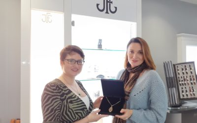 Jeremy France Jewellers raise over £20k – Guest Blog by Harriet France