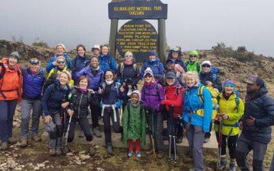 Trek Kilimanjaro in September 2020