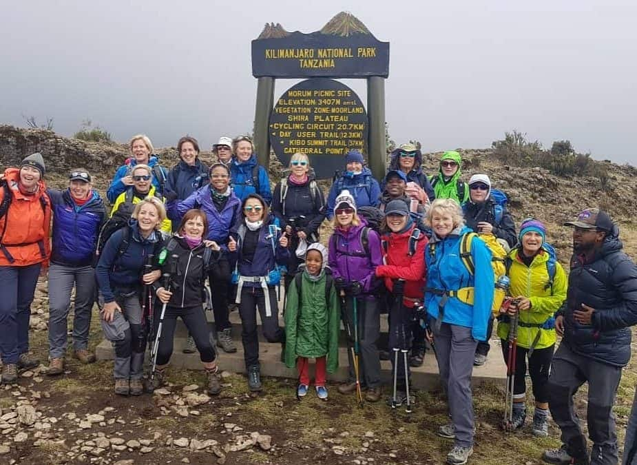 Trek Kilimanjaro 2021
