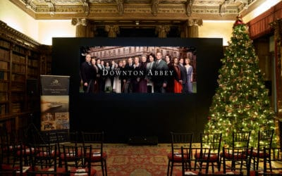 Downton Abbey Film Night raised over £11,000