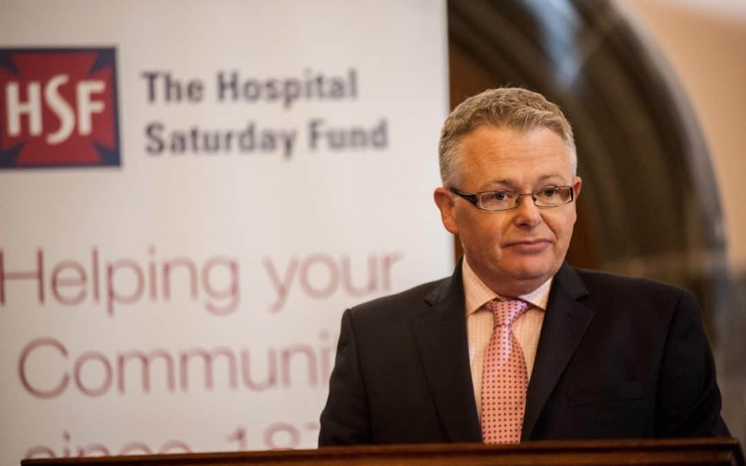 Hospital Saturday Fund donates £2,000 to iMRI Suite Appeal