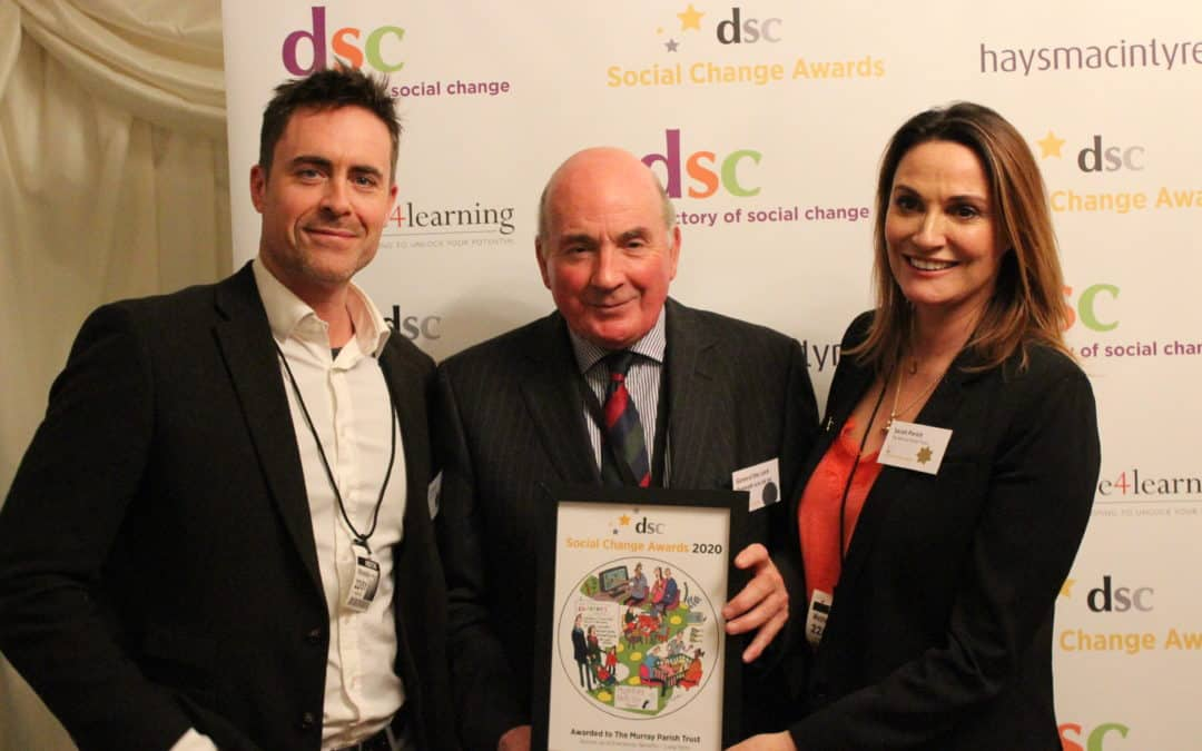DSC Social Change Awards Evening at the House of Lords