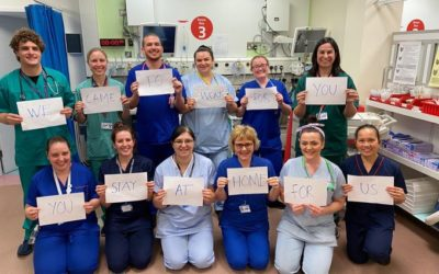 Supporting Local NHS Heroes