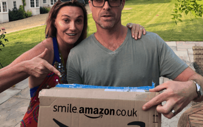 Raise funds by shopping at Smile.Amazon.co.uk