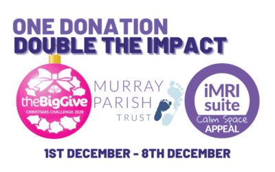 The Big Give Christmas Challenge – Calm Space Appeal