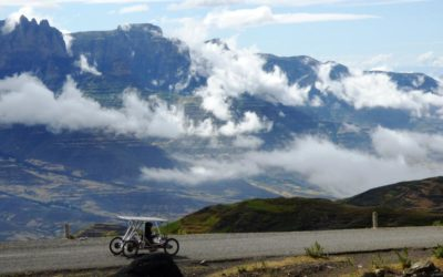 The Gobi 500 Handcycle Project – Wild Wheelchairs