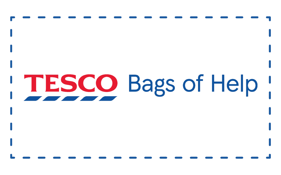 Tesco Bags for Help awards £1,000 grant to TMPT