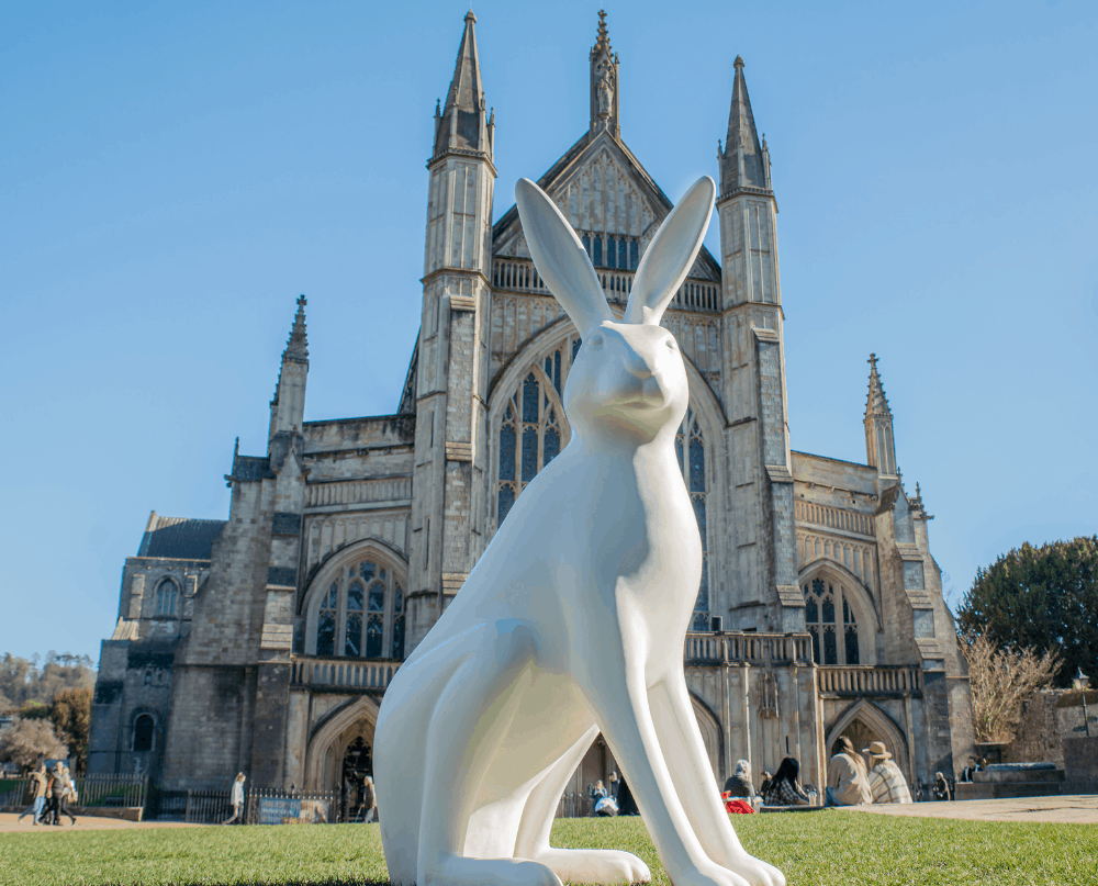 Hares of Hampshire