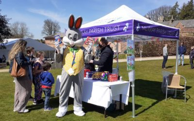 Easter Trail at Downton Abbey