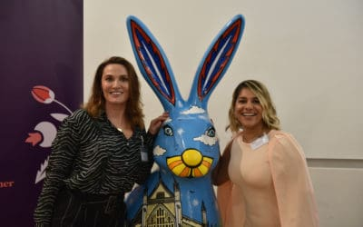 Hares of Hampshire VIP Launch at Winchester Cathedral