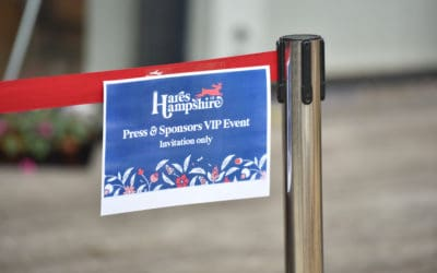 Hares of Hampshire VIP Event at Winchester Cathedral – Photos
